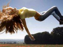 Soñar con flotar en el aire