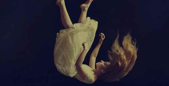 soñar que caes al vacio y despiertas