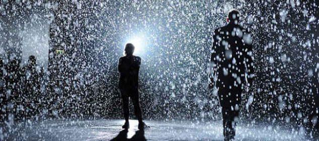 Soñar con lluvia torrencial