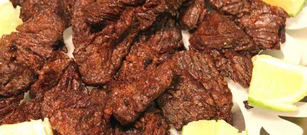 Soñar con carne frita